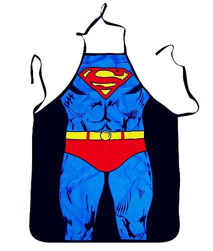 Mingtai Dessin Animé Caractères Superman Tablier Personnalisé