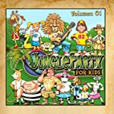 Jungle Party For Kids, Volumen 1