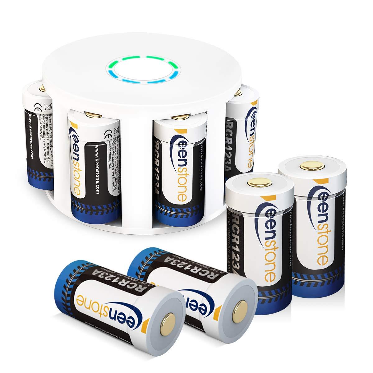 tolle Ladestation und passende Batterien für Arlo