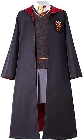 RedJade Granger Hermione Traje de Cosplay Disfraz Harry Gryffindo ...