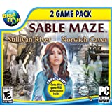 Big Fish: Sable Maze 1: Sullivan River and Sable Maze 2: Norwich Caves - PC