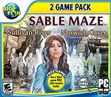 Big Fish: Sable Maze 1: Sullivan River and Sable Maze 2: Norwich Caves