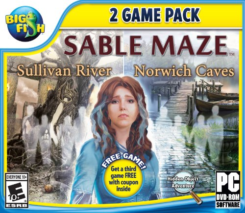 1: Sullivan River and Sable Maze 2: Norwich Caves - PC ()