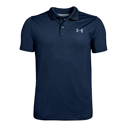 b3e66d66 Under Armour Boys' Performance 2.0 Golf Polo