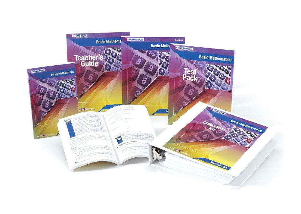 Read Online Basic Mathematics (Power Basics Singles) pdf