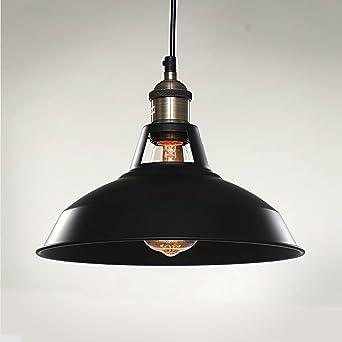 Sparksor 1 light pendant lamp retro industrial pendant lighting sparksor 1 light pendant lamp retro industrial pendant lighting black paint metal aloadofball Choice Image