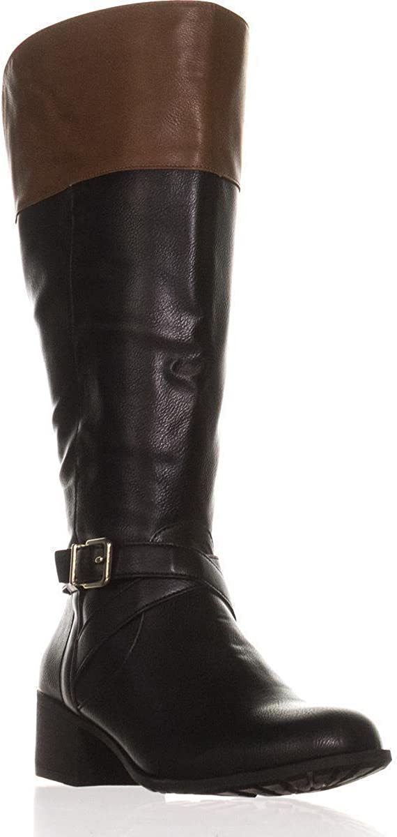 Style & Co. Womens Venesa Closed Toe Knee High Fashion Boots
