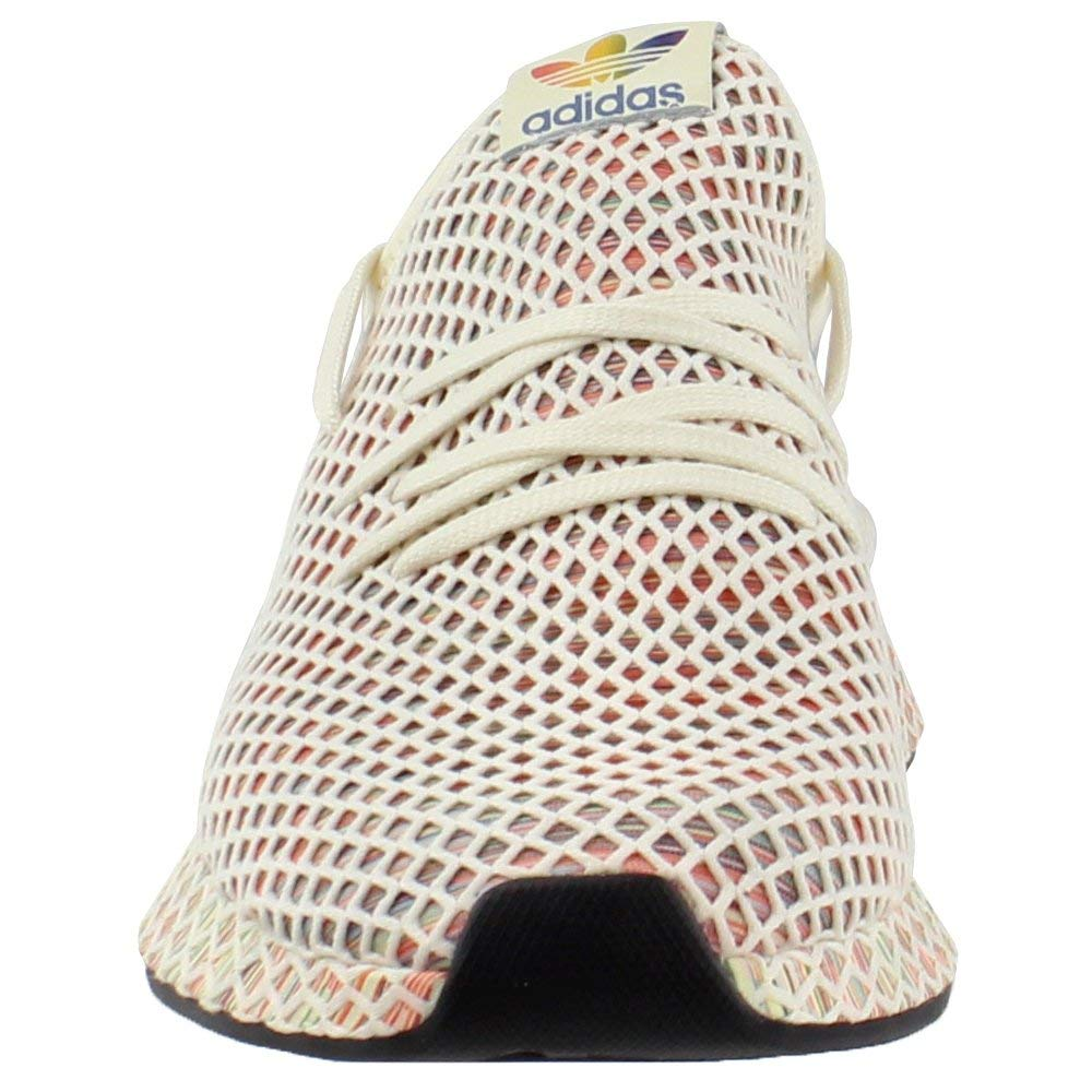 cheaper 870a3 a56f5 Amazon.com  adidas Mens Deerupt Pride Athletic  Sneakers  Sh