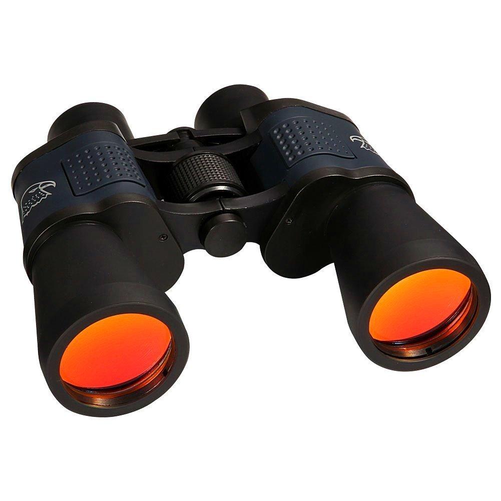 DAXGD x prismáticos telescopio óptico de Militar Impermeable Niebla con correa Mochila