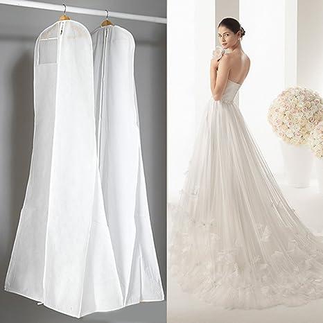Sue Supply - Bolsa de almacenamiento para vestido de novia o ...