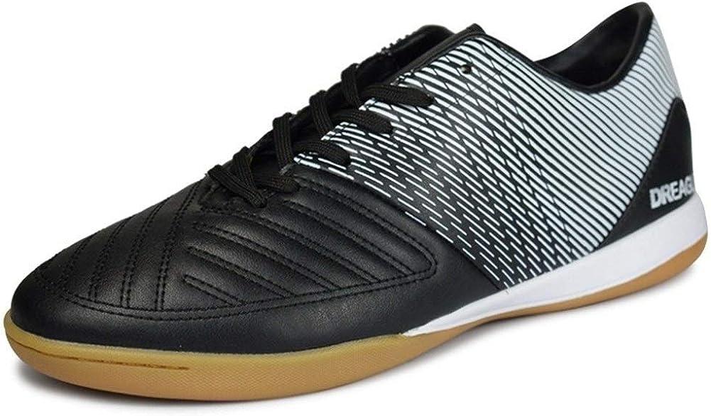 YISHIO De los Hombres Bajos Botas de fútbol Zapatos Corte Sala Profesional TF/AG uña Rota Cubierta Pista y Campo Zapatillas Deporte en ejecución Resistente al Desgaste Fondo Plano Transpirable