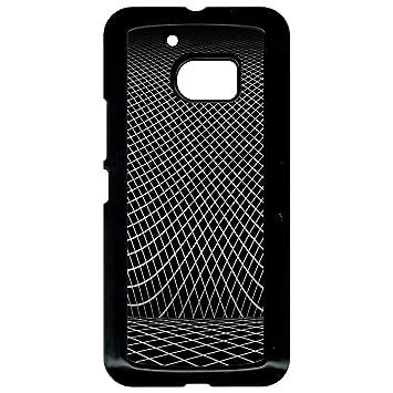 Carcasa HTC 10 Black squarred: Amazon.es: Electrónica