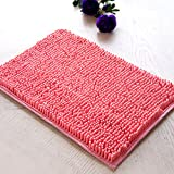 DXG&FX Anti-slip water-absorbent snow nile mat kitchen bathroom door mat-B 140x200cm(55x79inch)
