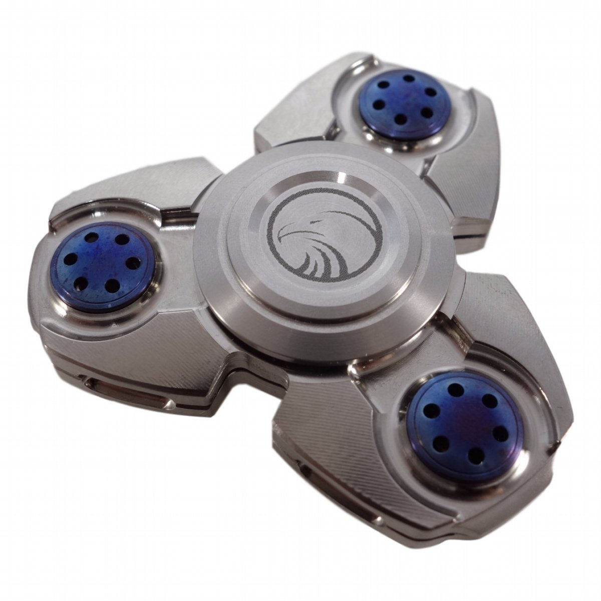 Valtcan Titanium Fidget Spinner Gyroscope by Valtcan (Image #2)