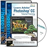 Adobe Photoshop CC Tutorial plus Adobe Photoshop CS6 Training on 6 DVDs