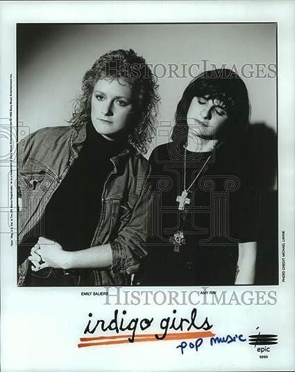 Amazon com: Vintage Photos 1992 Press Photo Pop Music Duo
