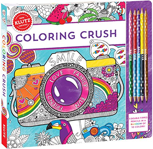 Klutz Coloring Crush