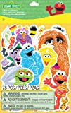 EK Success Brands Sesame Street Crafting Cardstock, Characters - 78 pc