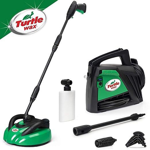Turtle Wax TW110 Kit de Lavadora a presión para el hogar: Amazon ...
