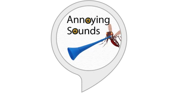 Amazon com: Annoying Sounds: Alexa Skills
