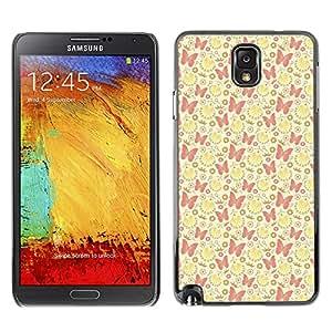 ZECASE Funda Carcasa Tapa Case Cover Para Samsung Galaxy Note 3 N9000 No.0000131