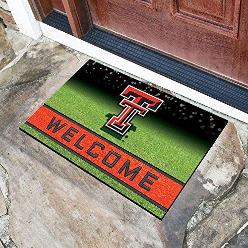 Texas Tech Red Raiders Welcome Mat Texas Tech Welcome Mat