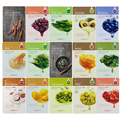 Face Shop Living Nature Grind product image