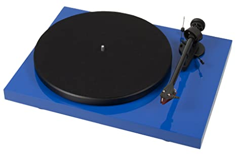 Pro-Ject Debut Carbon Turntable Blue: Amazon.es: Electrónica