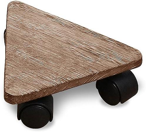 HTZ Cadre en bois de sol mobile Salon Balcon Jardin avec ...