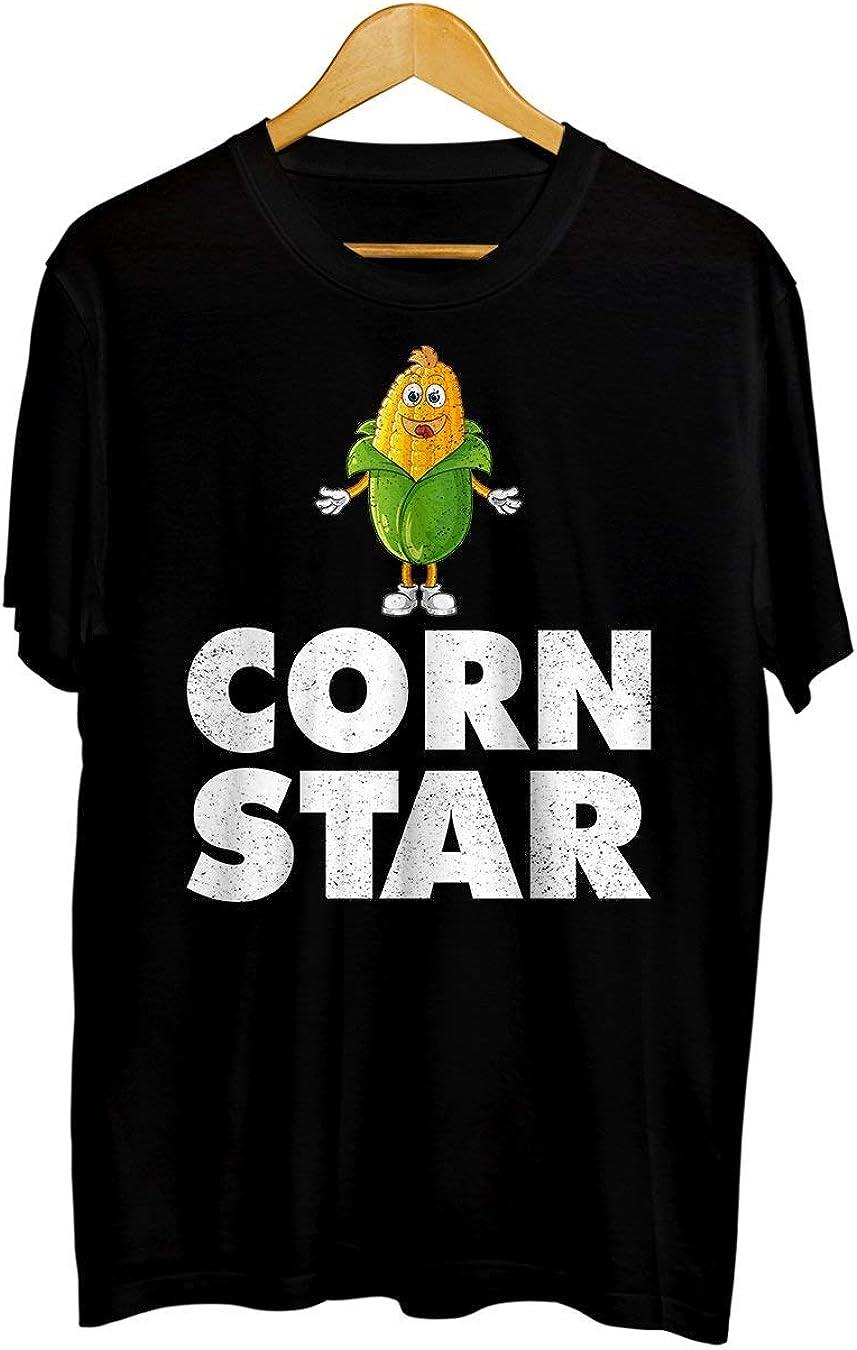 Funny Farm Food Shirt Corny Cob Farmer Corn Star Shirt