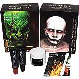 Pintura Facial Kit Efeitos Especiais Profis, Color Make, 5505, Multicor