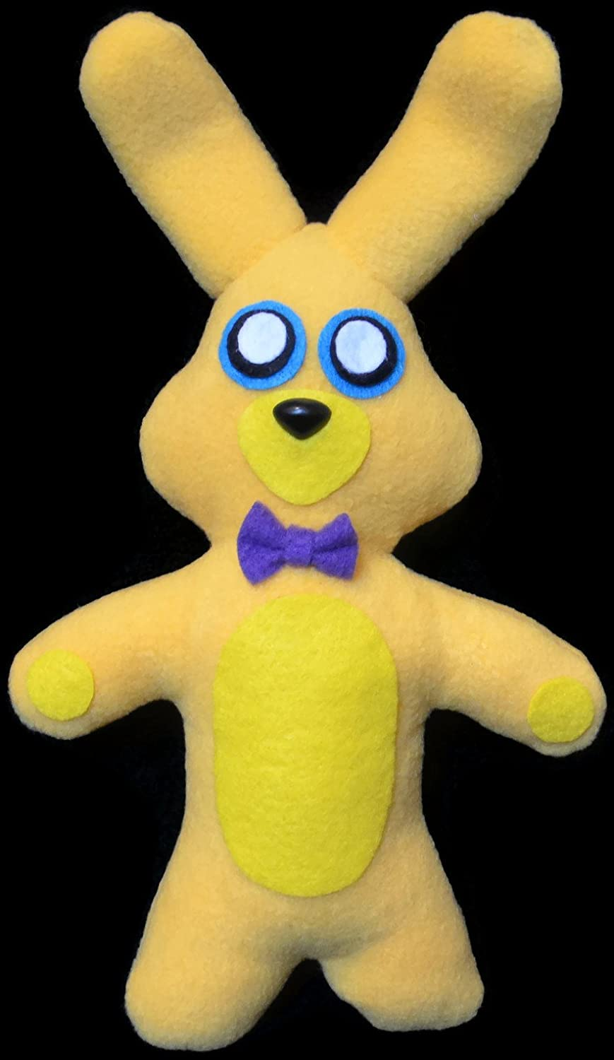Fnaf Spring Bonnie ~Handmade Plush~ Five Nights at Freddys Inspired 13