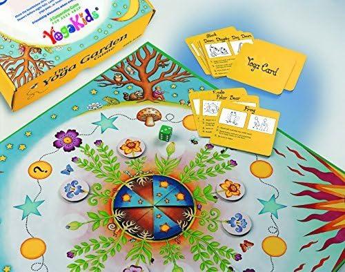 The Yoga Garden Game by YogaKids: Amazon.es: Juguetes y juegos
