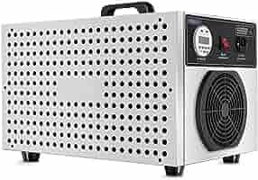 GXFC Generador de ozono Industrial Purificador de Aire de 20 g/h ...