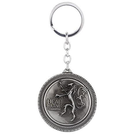 Llavero Keychain Juego de Tronos Game of Thones Stark ...