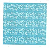 Office Products : Love Skywriting USPS Forever First Class Postage Stamp U.S. Celebrate Love New Issue Valentine's Day Sheets (Sheet of 20 Stamps) (1 Pack)