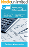 Accounting Reference Guide, Quick Glance