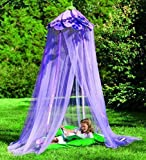 Amazon Com Haba Blossom Sky Room Tent Toys Amp Games