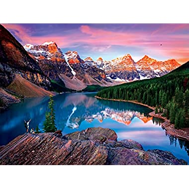 Buffalo Games - Reflections - Mountains on Fire - 750 Piece Jigsaw Puzzle