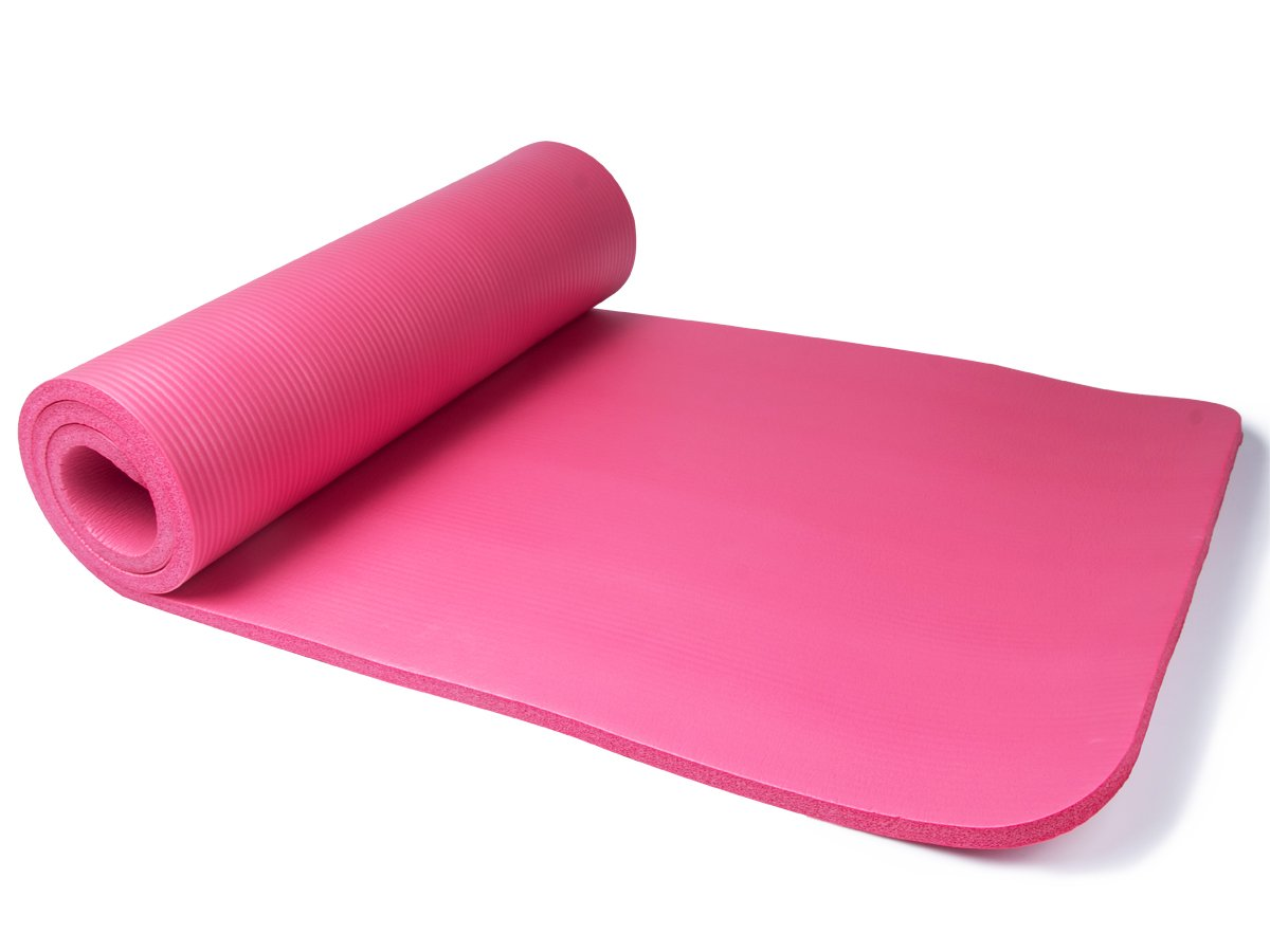 10 mm multiuso antideslizante Yoga Pilates Mat Pad ...
