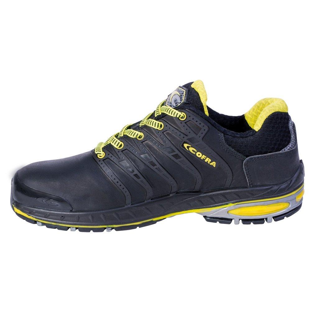 39 19030000 black New Jogging modelo S3 Cofra  Fotofinish zapatos de seguridad