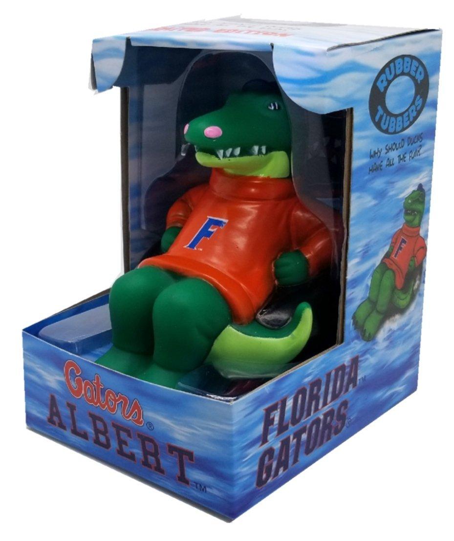 Amazon.com: Rubber Tubbers Florida Gators Albert The Alligator Bath ...