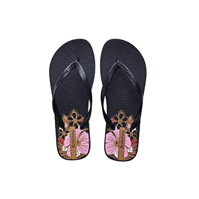 796bd2bed Supshark Summer Flip Flops & Thongs Women/Ladies Fashion Non-Slip Beach  Slippers Casual