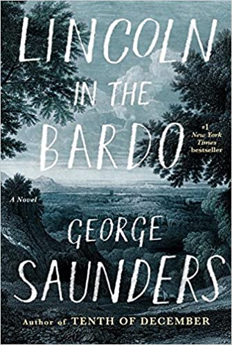 Image result for lincoln in the bardo george saunders