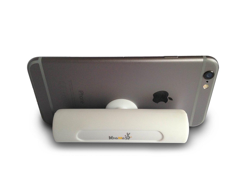 Power Bank - KHOMO® Batería Portátil Externa 2600 mAh con Ventosa ...