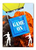 POP parties Battle Gaming Party Invitations - 20