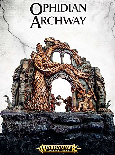 Games Workshop 99120299028 Ophidian Archway Tabletop and Miniature by Games Workshop (Image #1)