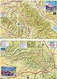 Santa Ana Mountains and Chino Hills State Park Map