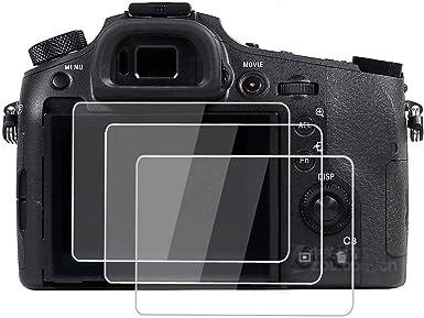 Ultra-Clair FX /Écran Protecteur atFoliX Film Protection d/écran Compatible avec Sony DSC-RX10 IV Protecteur d/écran Set de 3
