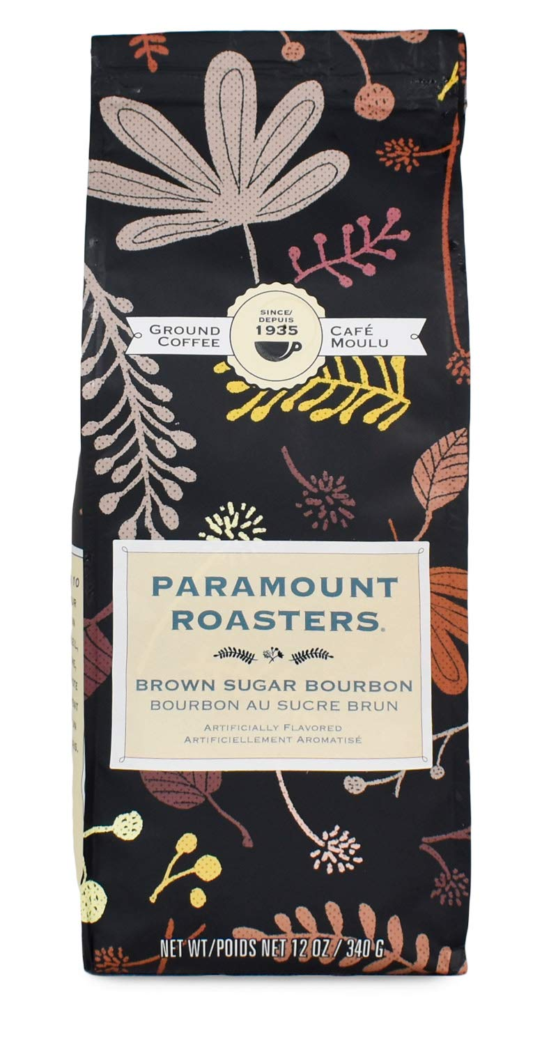 Amazon.com : Paramount Roasters Coffee (Cafe Espresso, Dark Roast Coffee, 12oz Ground) : Grocery & Gourmet Food